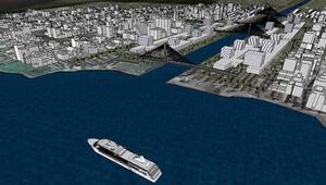 Bakan Turhandan Kanal İstanbul açıklaması