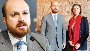 Tülay Demir, Bilal Erdoğan ile bir araya geldi... 300 bin TLlik büyük ödül