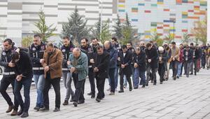 Son dakika: Ankara'da dev operasyon 260 şüpheliden 171i gözaltına alındı…