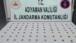Adıyaman'da tarihi eser operasyonu: 3 gözaltı