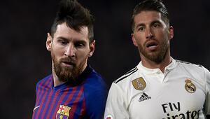 Barcelona - Real Madrid maçı saat kaçta, hangi kanalda (Canlı yayın bilgileri)