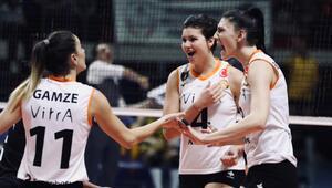 Eczacıbaşı VitrA, CEV Kadınlar Şampiyonlar Liginde Polonya deplasmanında