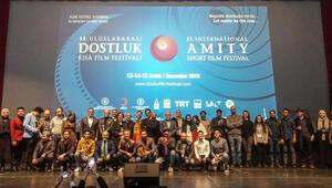 2. Uluslararası Dostluk Kısa Film Festivalinde ödüller sahiplerini buldu