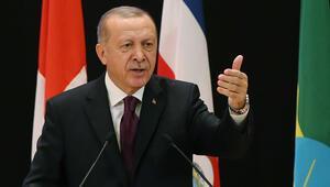 Son dakika haberi... Cumhurbaşkanı Erdoğandan Cenevrede önemli açıklamalar: Avrupadan ses yok