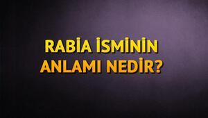 Rabia ne demek Rabia isminin anlamı nedir