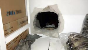 Eminönü'nde 55 metrelik hazine tüneli