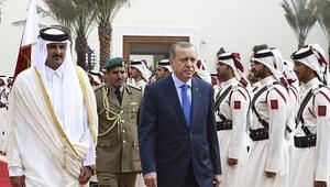 Katar, Türkiye sorusuyla dünyaya ilan etti