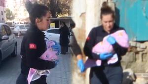 3 aylık bebeğini bırakıp kaçan anneden çıldırtan savunma