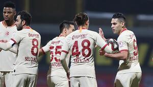 Tuzlaspor 0-4 Galatasaray | Maçın golleri ve özeti