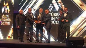 """3. Altın Marka Ödül Töreni'nde, GAÜ'ye """"Yılın Eğitim Markası"""" ödülü"""