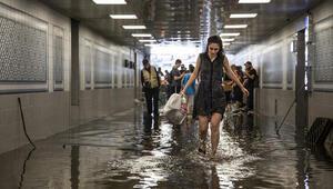 Yeni araştırma: İstanbul ve İzmir dahil bazı kentlerde 2050de su baskını meydana gelmesi riski arttı