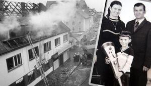 Almanyada aşırı sağın ilk kurbanı Türk aile anıldı