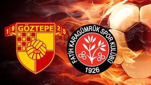 Ziraat Türkiye Kupası   Göztepe - Fatih Karagümrük