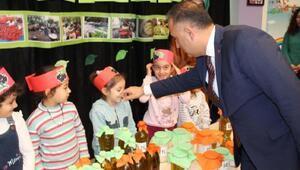 Altınözü'nde yerli malı sergisi açıldı