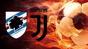 Merih Demiral ilk 11de | Sampdoria - Juventus