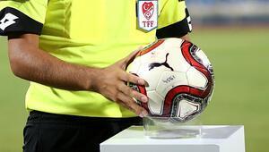 TFF 1. Ligin 16. haftasında oynanacak maçlarda görev yapacak hakemler açıklandı
