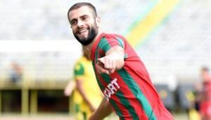 Karşıyaka'da Hakan Kuş patlama yaptı Son 9 maçta 6 gol...