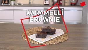 Karamelli Brownie | Mucize Lezzetler