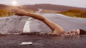 Rüyada yüzmek ne anlama gelir Rüyada denizde ve havuzda yüzmenin anlamı