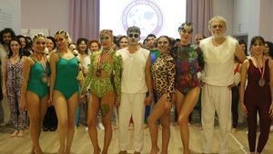 Uluslararası Yoga Koreografi Turnuvasında Türk sporcuların zaferi