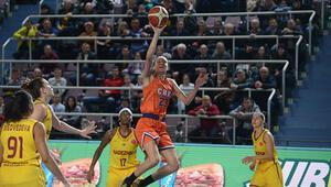 Nadezhda: 74-64 Gelecek Koleji Çukurova Basketbol