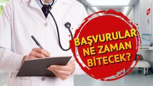 17 bin sağlık personeli alımı başvuruları ne zaman bitecek Sağlık Bakanlığı personel alımı tercih kılavuzu bilgileri