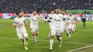 Ozan Kabak attı, Schalke 1 puan aldı