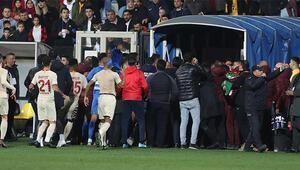 İşte Tuzlaspor-Galatasaray maçının temsilci raporu: Yumruk yok