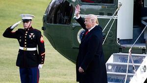 Trumpa azil dopingi... Rüzgarı aldı