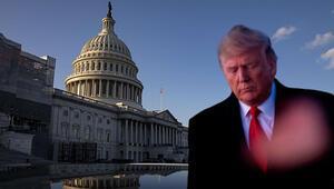 Son dakika haberi... Trumpın azli Temsilciler Meclisinde kabul edildi Peki Trumpa şimdi ne olacak