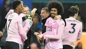 İngiltere Lig Kupasında yarı finalistler belli oldu