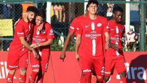 Antalyasporda 3 isim Ankaragücü maçında yok