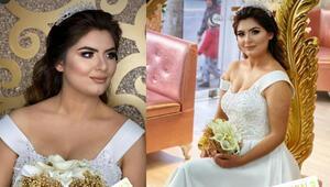 Fenomen gelin adayı Hanife Gürdal, Kemal Ayvaz ile evlendi