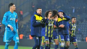 Fenerbahçenin Kadıköydeki derbilerde bileği bükülmüyor