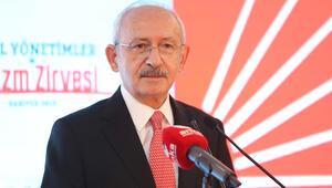 Kılıçdaroğlu Yerel yönetimler ve turizm zirvesinde konuştu
