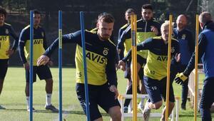 Fenerbahçe derbi hazırlıklarına başladı