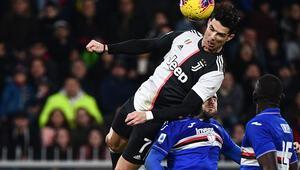 Ronaldo havada 71 cm asılı kalıp gündem yarattı, kötü haberi bugün aldı