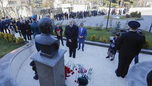 Rus büyükelçi Karlov, Ankarada anıldı