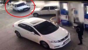 Drift yapan ehliyetsiz sürücüye 9 bin lira ceza