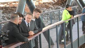 Kuzey Makedonya Kültür Bakanı, Göbeklitepede