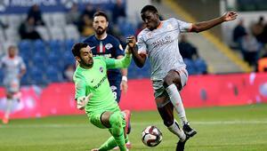 Ziraat Türkiye Kupası | Başakşehir 2-0 Hekimoğlu Trabzon