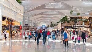 Havalimanına günlük alışveriş turu