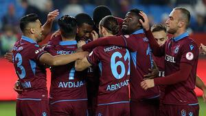 Trabzonspor 4-1 Altay | Maçın özeti ve golleri
