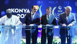 İslami Dayanışma Oyunları Türkiyede 56 ülke Konyada buluşacak