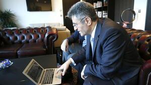 Büyükelçi Aydın, AA'nın 'Yılın Fotoğrafları' oylamasına katıldı