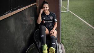 Sevgi Çınar: Bebeklerim değil, futbol toplarım vardı