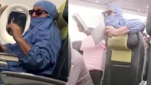 FETÖcüyüm, uçağı patlatacağım diyen kadının avukatı konuştu