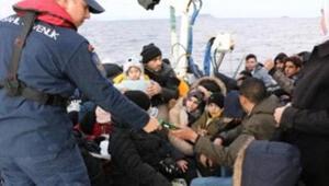 Türkiyede 10 yılda 35 bin göçmen kaçakçısı yakalandı