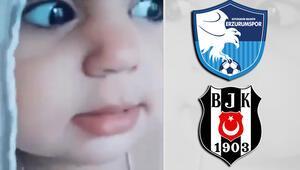 Erzurumsporda güldüren Beşiktaş maçı paylaşımı