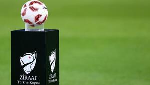 Ziraat Türkiye Kupası son 16 maçları ne zaman